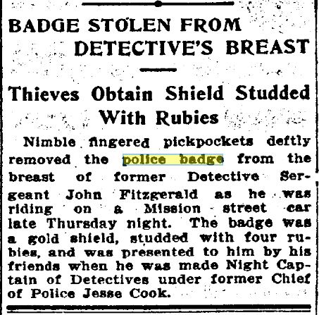 31Dec1910SF-Call-BadgeStolen