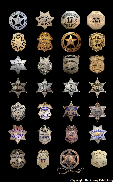 Badges of America's Finest 4 Poster