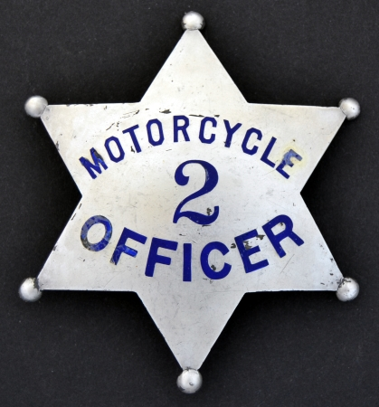 Motor Cycle Officer 2