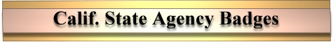 California State Agency Badges