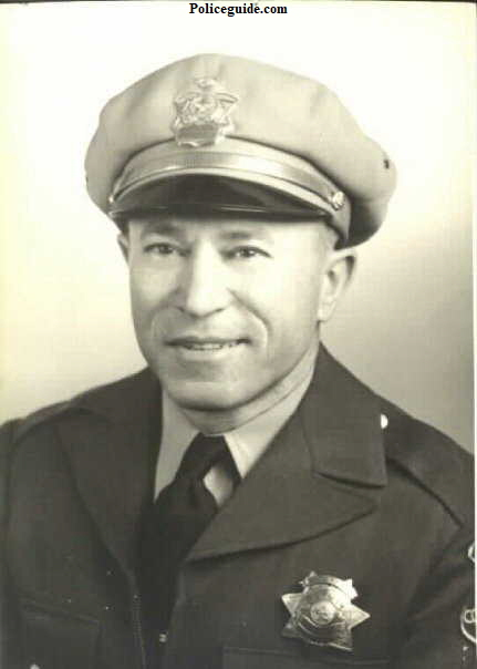 Frank Rizzio when he was a Contra Costa Co. Deputy Sheriff.