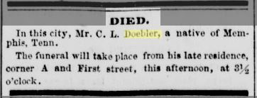 12May1866-DoeblerDeath