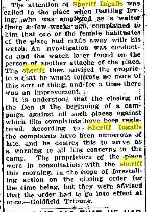 Reno Evening Gazette July 5 1912 p6-2
