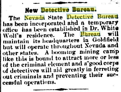Oct 14 1904 Goldfield News