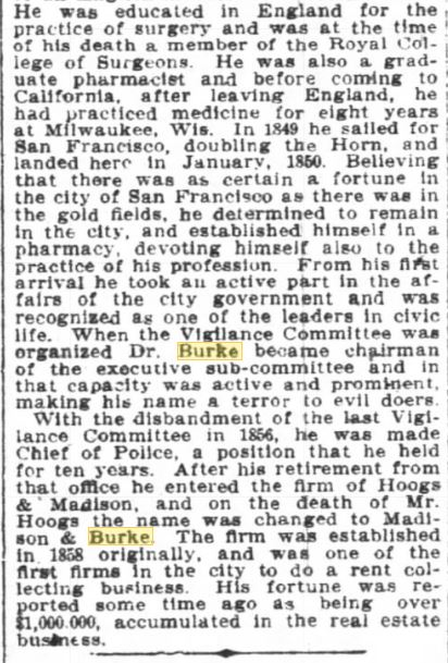 March 21 1906 SF Chronicle Obit 2