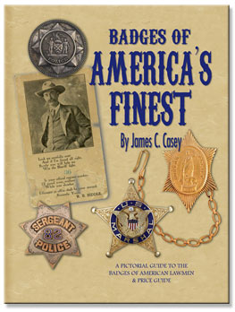 Badges of America's Finest book cover.